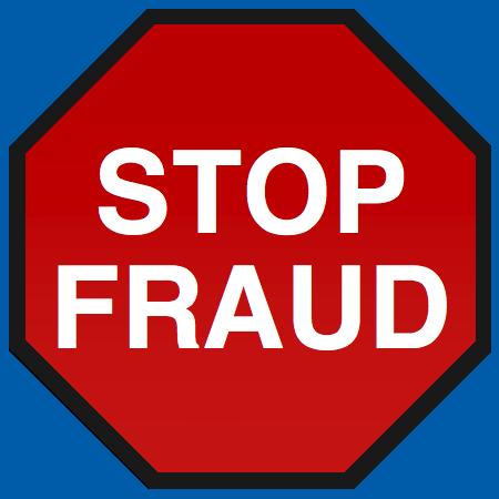 stop frauda