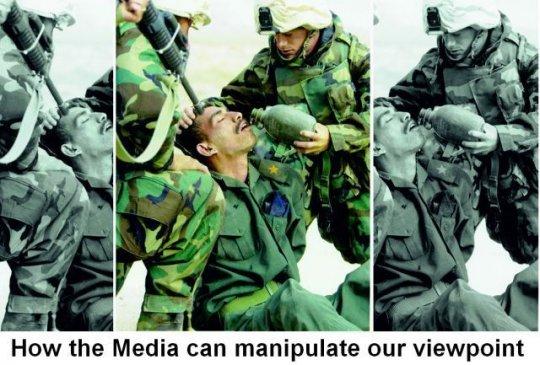 manipulare media