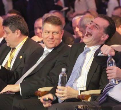 Ludovic Orban vesel